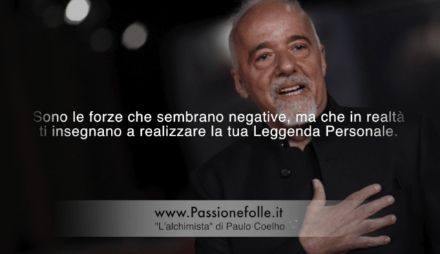 LA TUA LEGGENDA PERSONALE (Video)