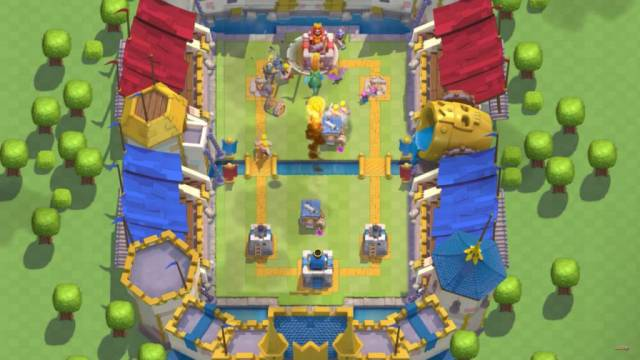 Clash Royale: Battaglia all'ultimo sangue