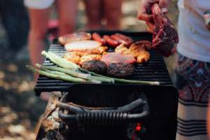 barbecue business