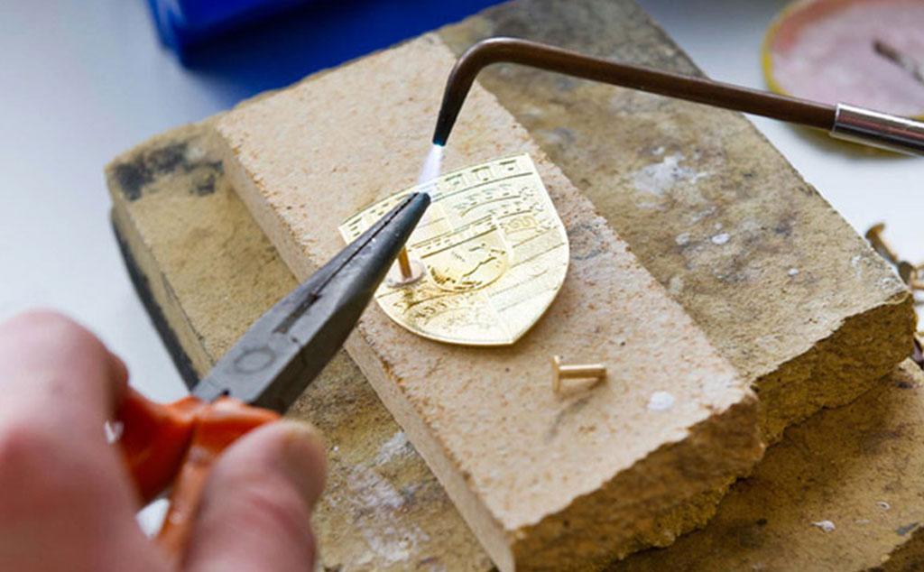 handwerk logo porsche