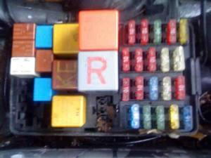 mk4 rsturbo fuse box pic request advice please!  PassionFord  Ford Focus, Escort & RS Forum