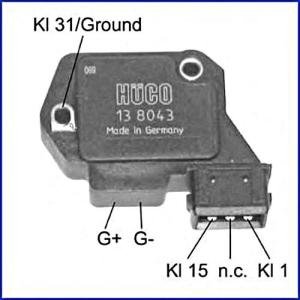Can anyone tell me the JOB of the ignition module
