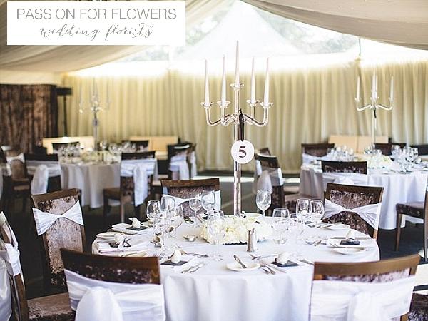 Hogarths Hotel Wedding Flowers