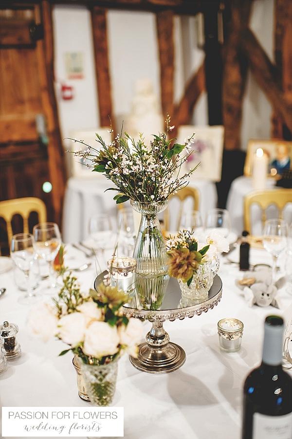 RUSTIC ELEGANT WEDDING FLOWERS LEANNE Amp DAVID Passion
