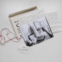 Journal de jours – Letters to treasure
