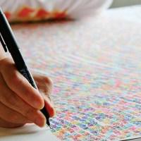 Hideaki Yoshikawa's meticulous penwork