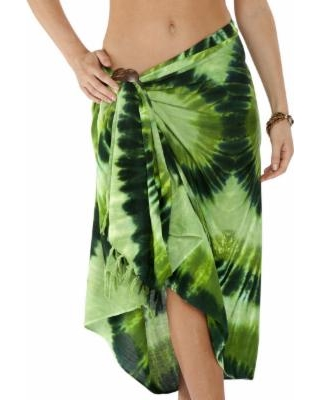 1-world-sarongs-womens-tie-dye-green-sarong-indonesia-size-one-size-fits-most