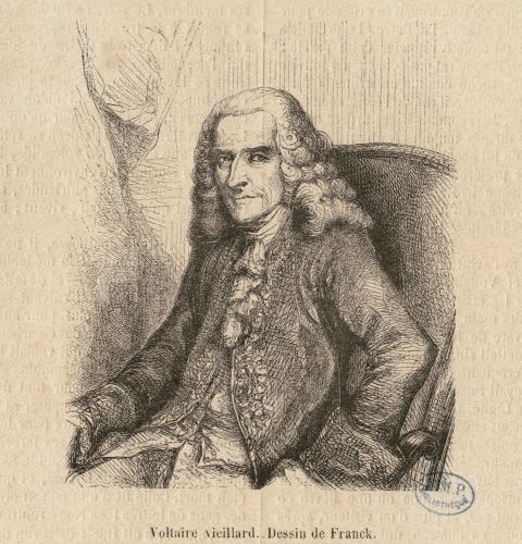 """Résultat de recherche d'images pour """"Voltaire vu par les peintres"""""""