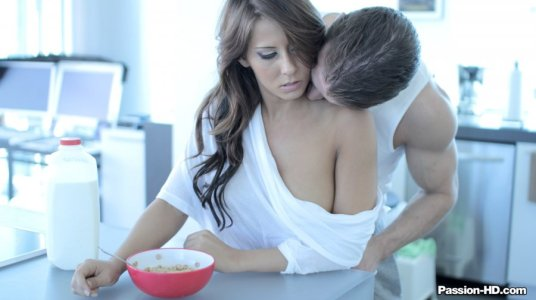 Passion-HD Breakfast then Bed with Madison Ivy 1