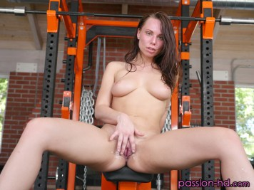 Passion Hd Aidra Fox in Fitness Fox 26