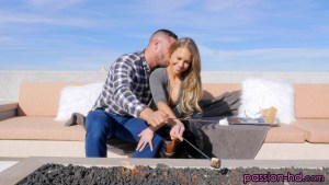 Passion Hd Kendall Kayden in New Years S'mores Celebration 8