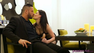 Passion Hd Jessica Rex in Dining In.. But Eating Out 13