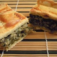 Torta verde di bietole