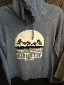 California Republic Moon Shirt Blue