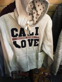 Cali Love White Jacket