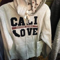 Cali Love White Jacket