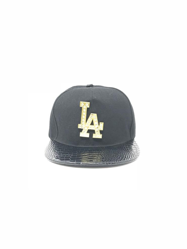 LA Cap (Gray Lid) Image
