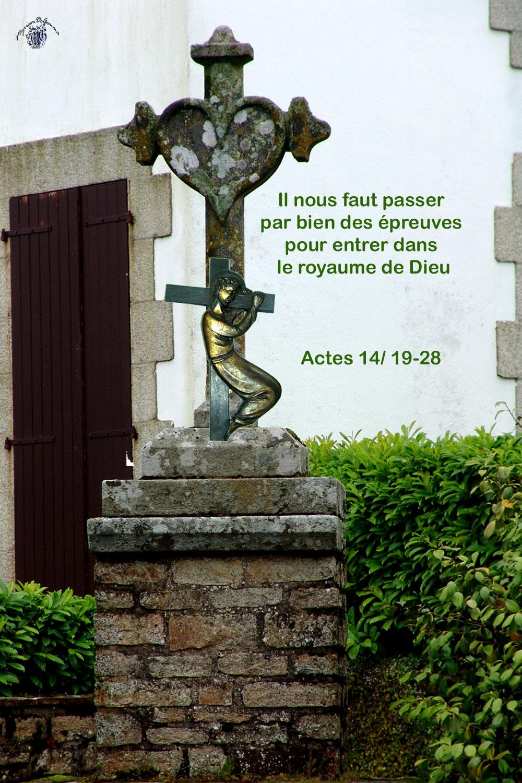 Commentaire de Actes 14,19-28