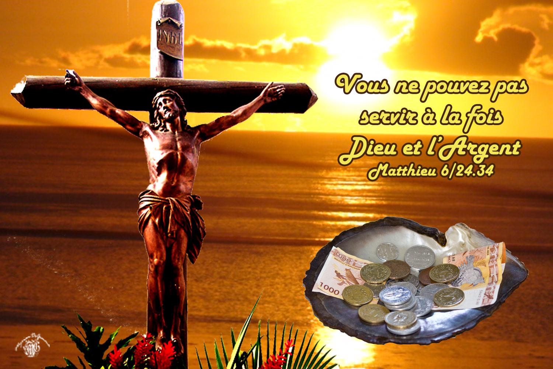 Matthieu 6 24 34