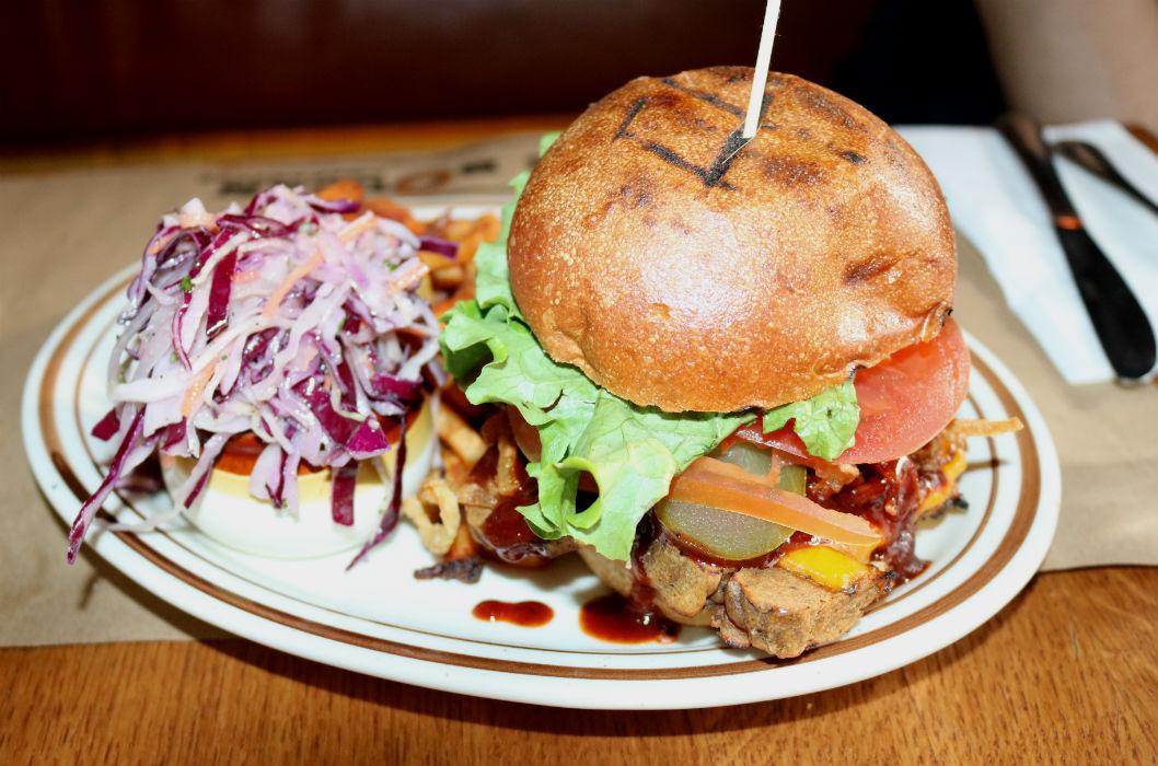 Le Boucan - 5 napkins burger