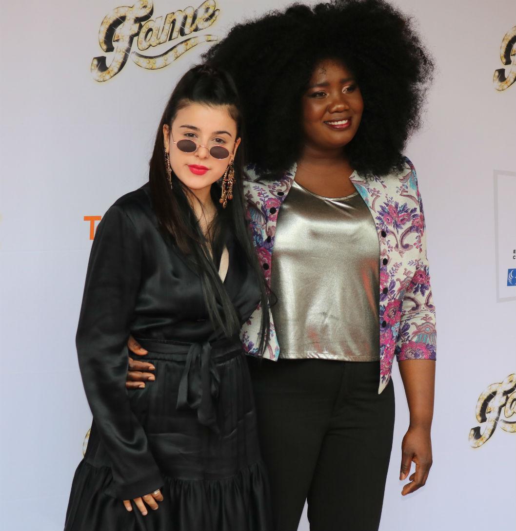 Tapis rouge - Fame Miriam Baghdassarian & Yama Laurent