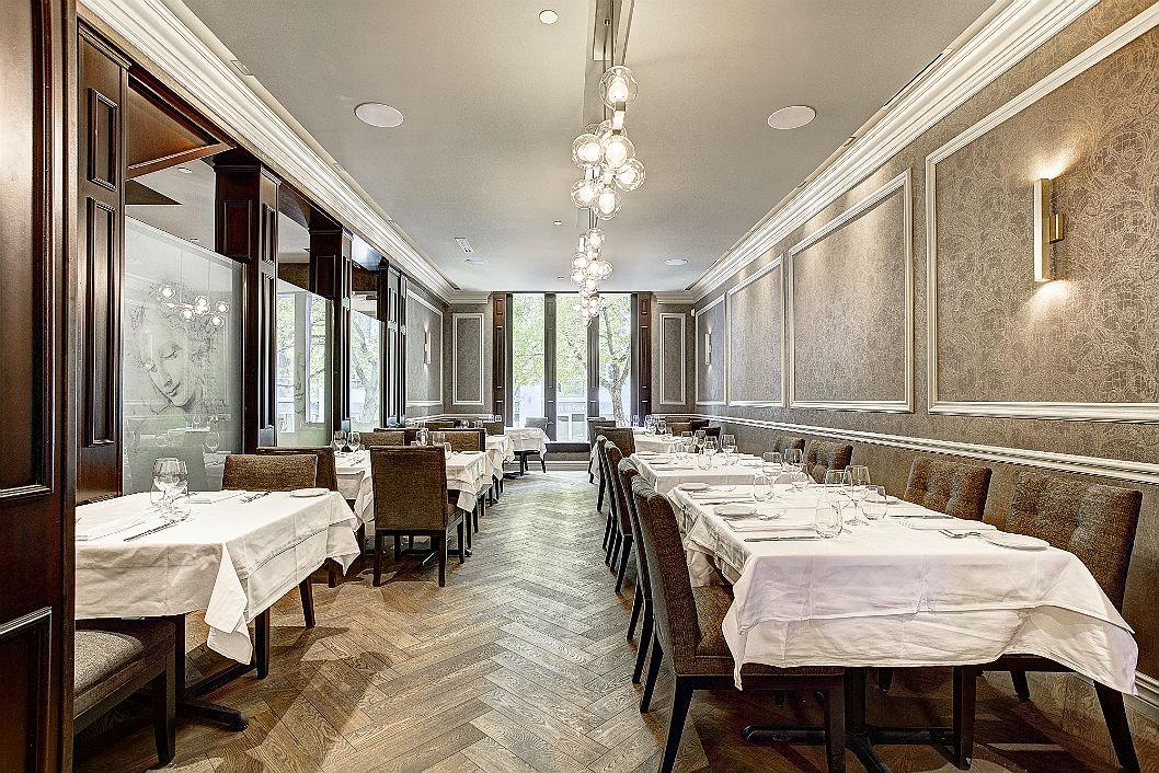 restaurant Da Vinci, restaurant italien, meilleures pâtes