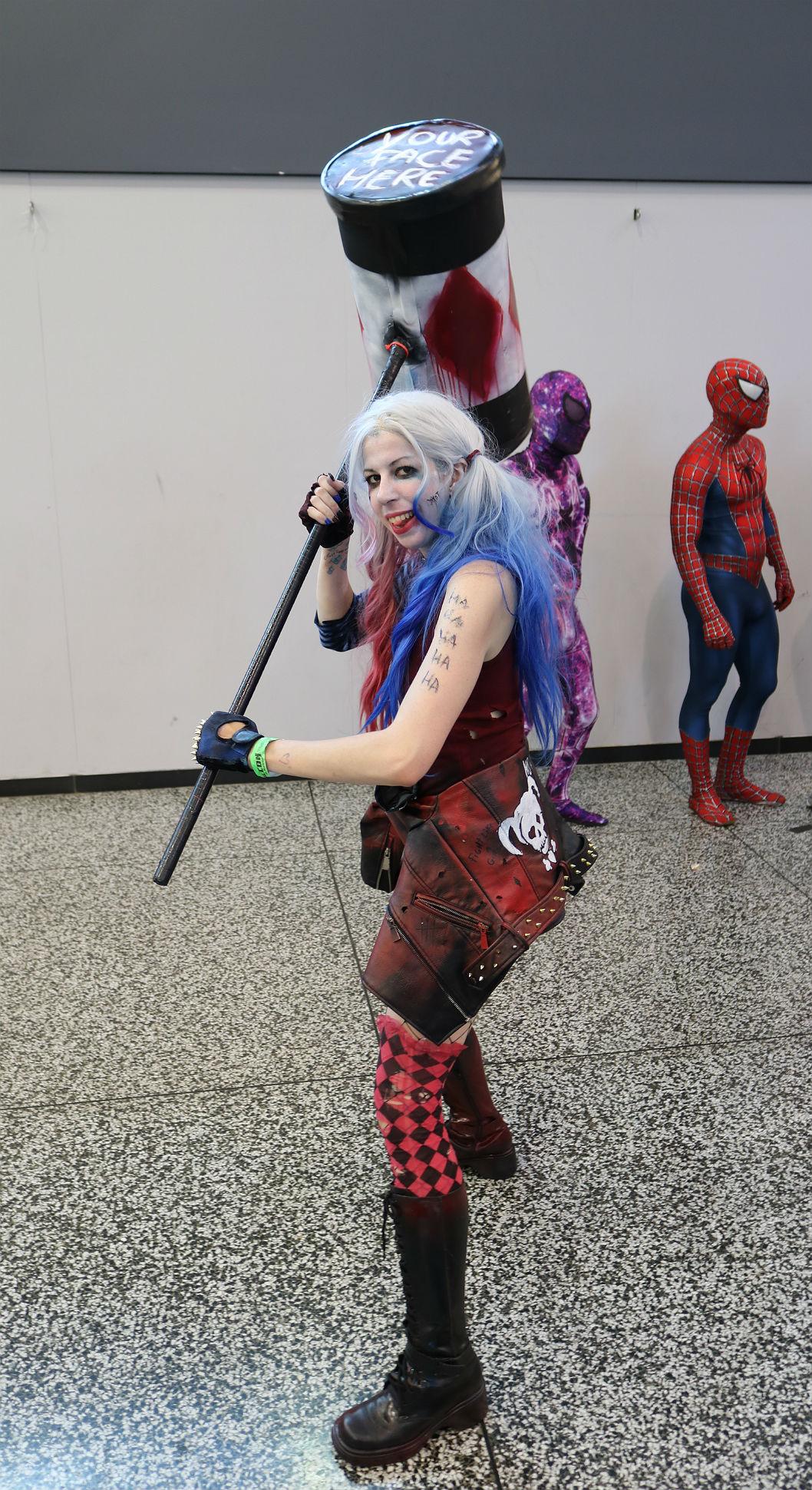 Comiccon - Harley Quinn