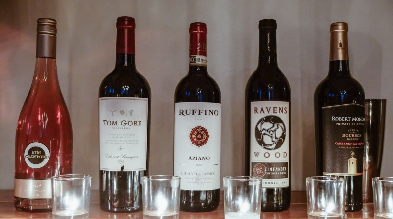 Photo vins Tom Gore pour Ruffino pour Ravenswood