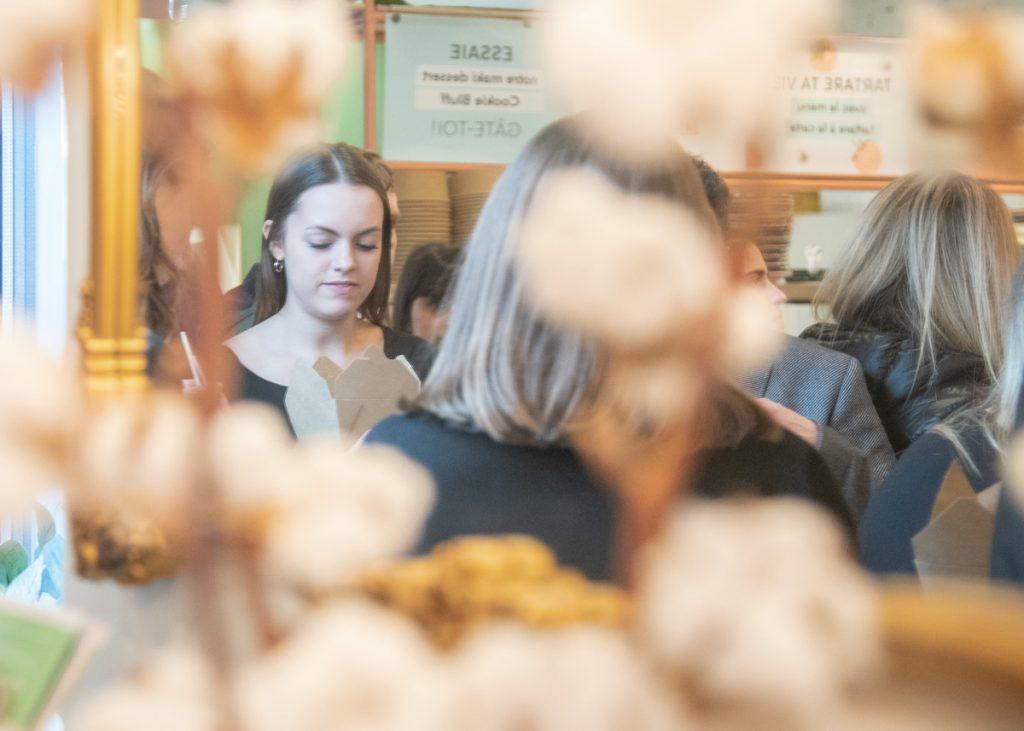 Geneviève Everell réinterprète les dumplings photo Pierre-Luc Daoust