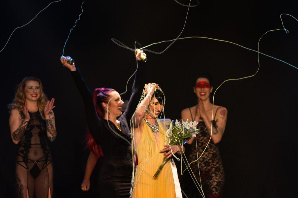 finale de la Compétition Imperial Burlesque