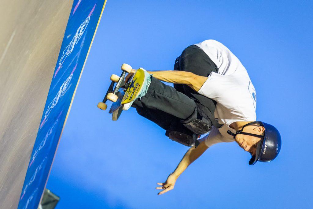 Jackalope skateboard