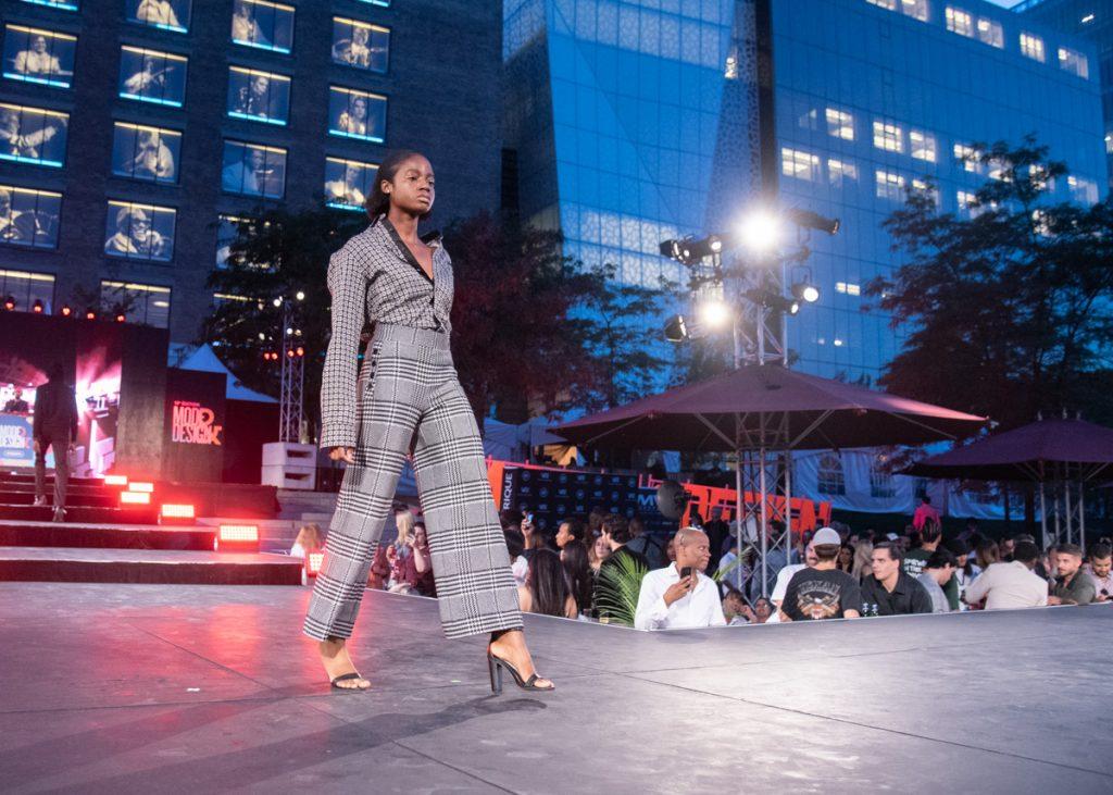 Vêtements Vincent d'Amérique - défilé Mode Montréal