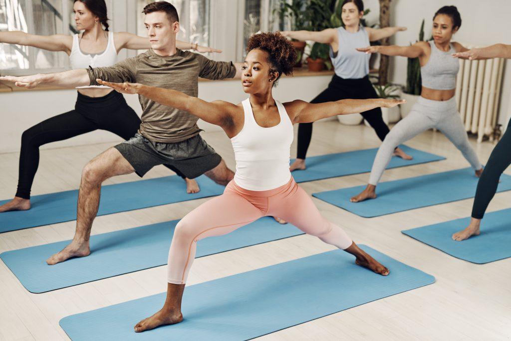 ClassPass yoga class