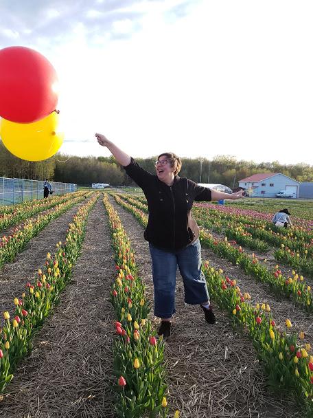 tulipes à laval