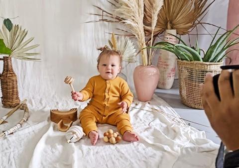 baby Sofia cute