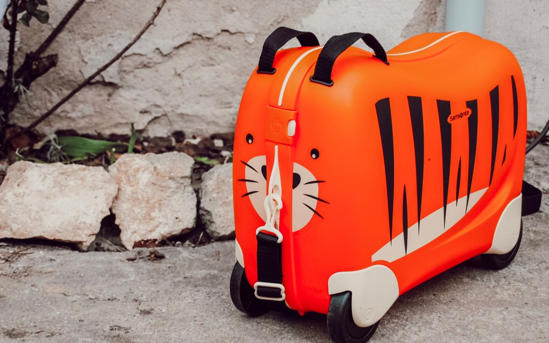 Quelle valise choisir pour mon enfant ?