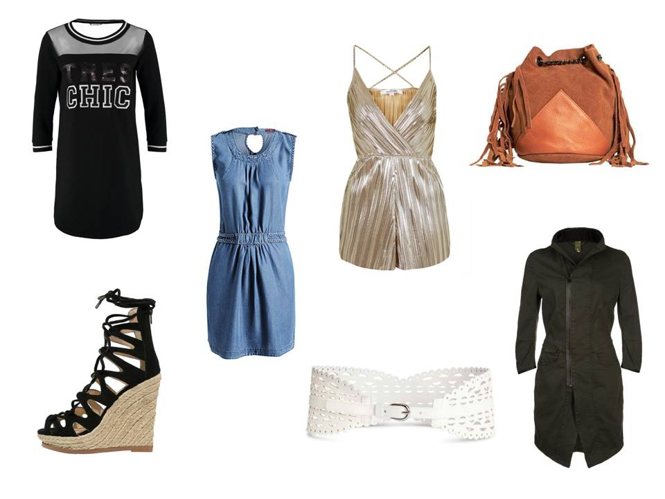 Les tendances mode Printemps-Eté 2015