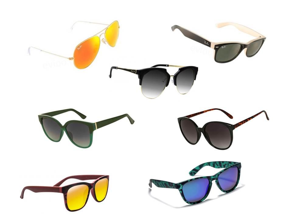 Sélection shopping du mois #Juin : Les lunettes tendances de l'été