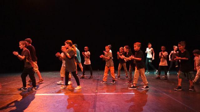 Hip hop enfant - CSD 3