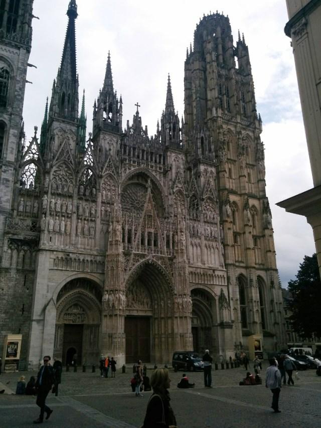 Cathédrale Notre-Dame de Rouen
