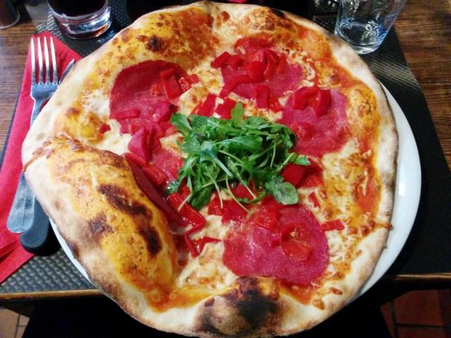 Pizza Sergio Leone