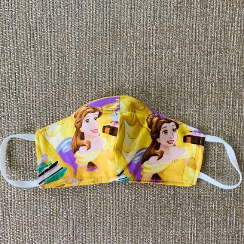 Belle And Friends Kids Face Mask