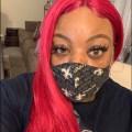 New Orleans Saints Face Mask