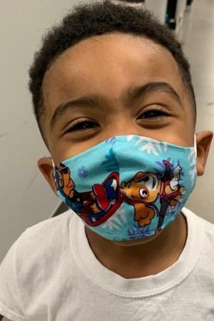Spin Master Paw Patrol Kids Face Mask