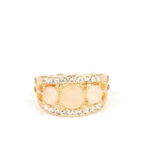 Majestically Mythic Gold Ring 2