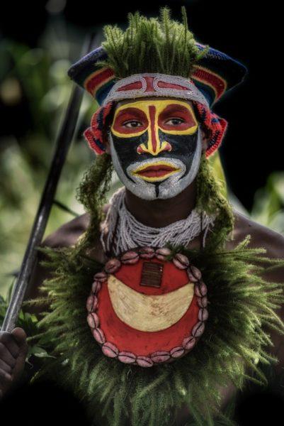 festivals in papua new guinea trevor cole