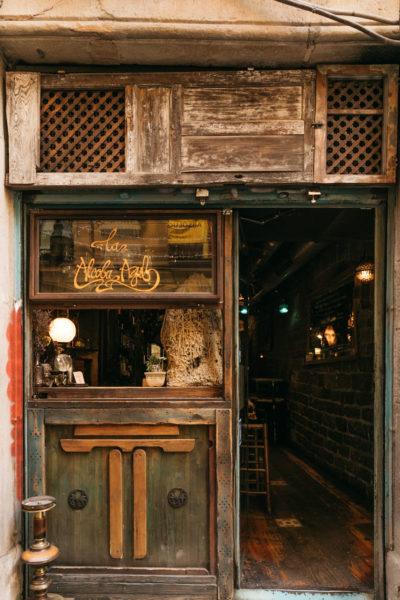 storefront in barcelona
