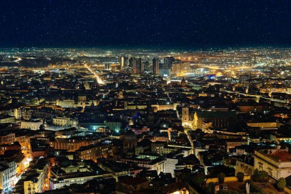 Take an Elena Ferrante inspired tour of Naples, Italy.