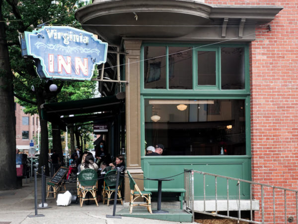 virginia inn in famous downtown seattle