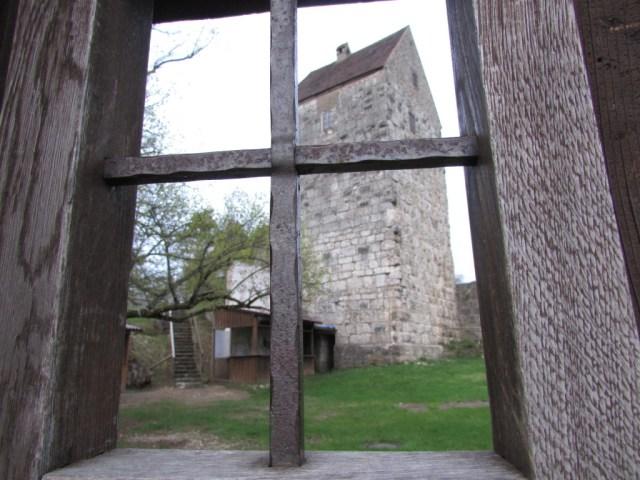 The castle in Pfaffenhofen